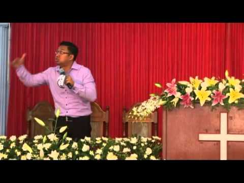 Rev David Lah Live In Tachileik 12 Oct 2013 Part1