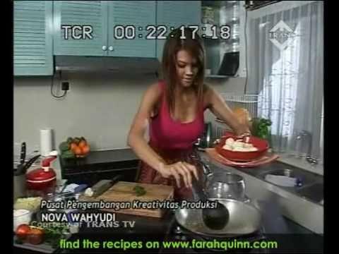 Ala Chef - Farah & Carson Quinn, Antoine - Baso Ayam Keju