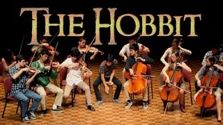The Hobbit Misty Mountains Orchestral Cover