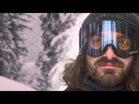 Dragon NFX2 Snowboard Goggles - 2017 Teton Gravity Research