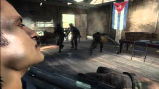 Call of Duty Black ops 2: Meeting Menendez & Rescuing Woods