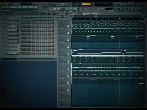 Waka Flocka Flame - Hard In Da Paint (Instrumental Remake + FLP)