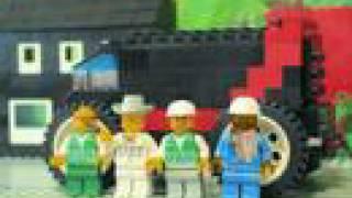The A-Team (Lego Style)