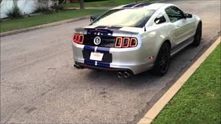 2014 Shelby GT500 Borla ATAK Cat Back Exhaust