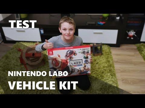 Jak se skladá Nintendo Labo?