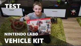 Ako sa skladá Nintendo Labo?