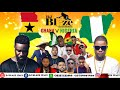 naija vs ghana 2018 afrobeats mix  nov