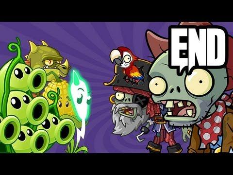 plants vs zombies 2 ending
