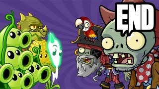 Plants Vs. Zombies 2 ENDING Gameplay Walkthrough Part 20
