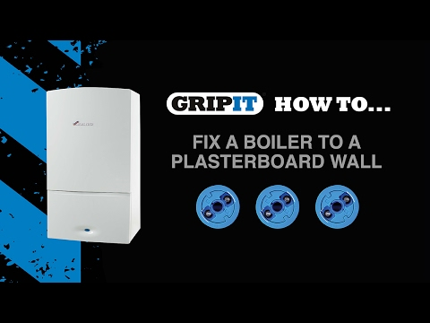 GripIt Plasterboard Fixing Blue 25mm