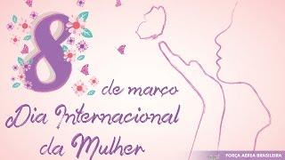 Atualmente, o efetivo feminino da Força Aérea Brasileira representa 16% do total de militares da instituição. Neste vídeo, prestamos uma singela homenagem a todas as mulheres guerreiras da Força Aérea e do Brasil.