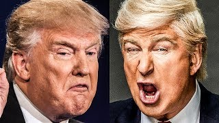 Trump Started A War With Saturday Night Live, And He's Losing - The Ring Of Fire