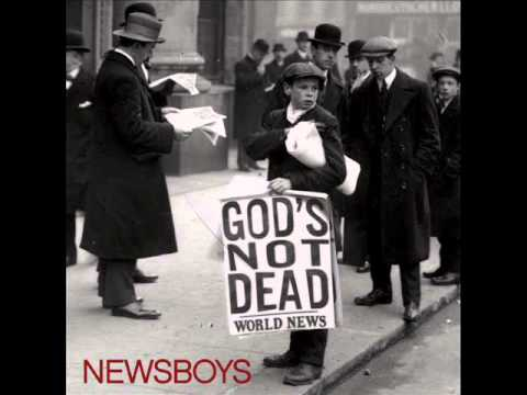 Newsboys - Saviour of The World