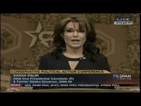 Gov. Sarah Palin's FULL CPAC 2014 speech