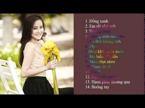 Những bài hát hay nhất của Vy Oanh 2014