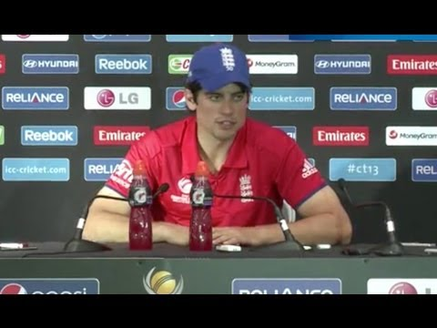 Trott always delivers says Alastair Cook after England reach ICC Champions Trophy final