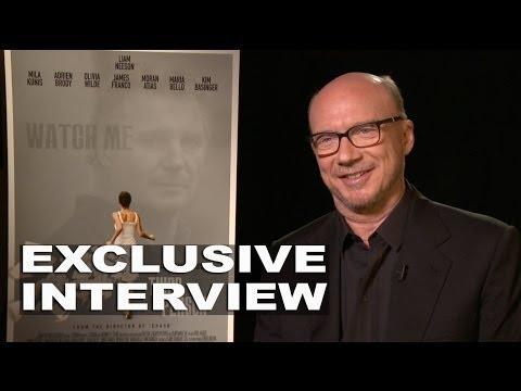 Third Person: Director Paul Haggis Exclusive Interview