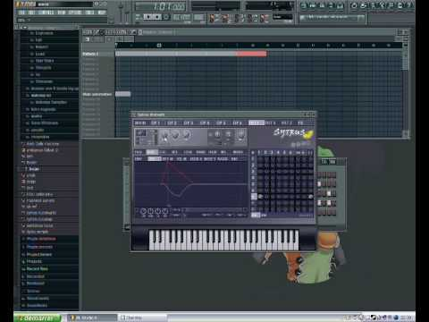 [Tuto] Comment faire un wobble dubstep sur Fruity Loops