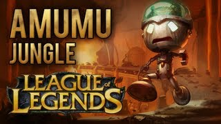 Amumu Jungle (How To Jungle Amumu) League Of Legends