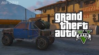 "GTA 5 Online: Best Off-Road Vehicle ""Baja Truck"" Karin"