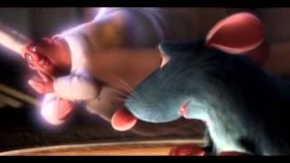 Ratatouille(2007) Voice Over. 'The Kitchen Staffs