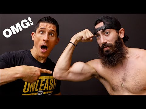 Can't Get Big Arms? Just Do THIS!!