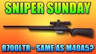 Battlefield Hardline Sniper Sunday - R700LTR Specialist Tactics