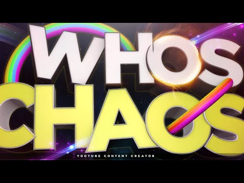 SUBSCRIBE TO WHOS CHAOS!!