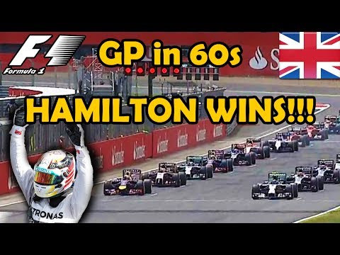 GP in 60s - F1 2014: British Grand Prix - Silverstone