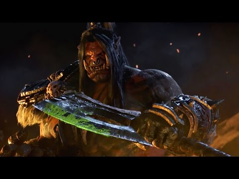World of Warcraft: Warlords of Draenor - Cinemática