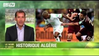 """Football / Benarbia : """"La Star, C'est Slimani !"""" 26/06"""