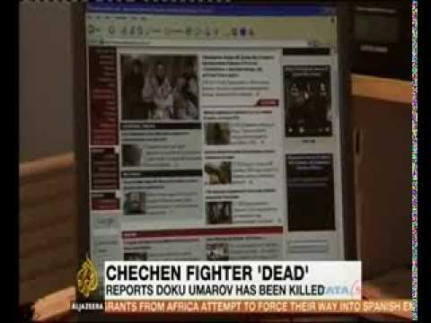 Chechen rebels' leader Doku Umarov dies