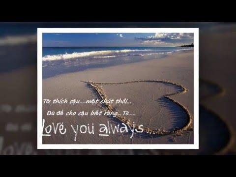 Tớ thích cậu......Thật đấy.....