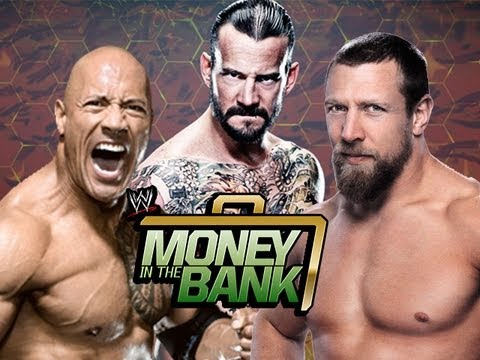 WWE Money in the Bank PPV - Universe Mode - Episode 20 (Raw & Smackdown) (HD) (Gameplay)
