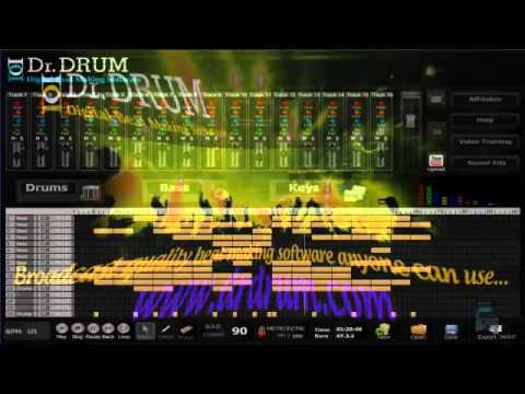 Great beat mixer program for beginners