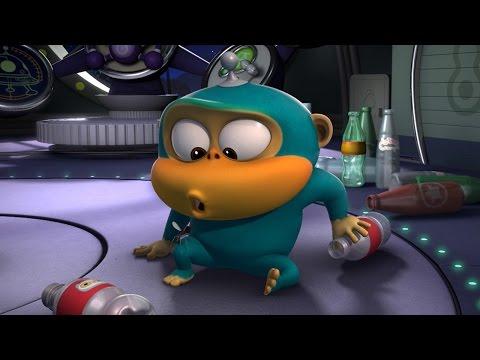 Vesmírne Opice 15 - komár