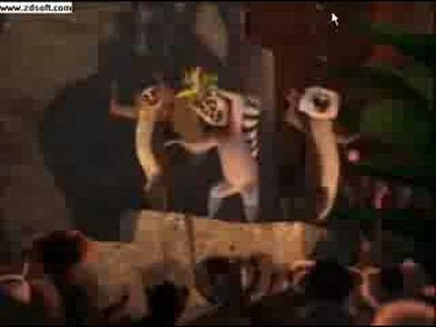 Nakku Mukka Madagaskar remake