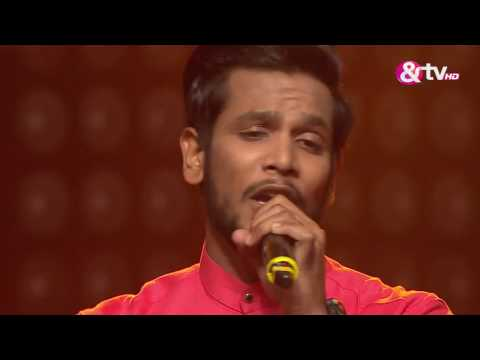 Paras Maan - Performance - Blind Auditions Episode 2 - December 11, 2016 - The Voice India Season 2