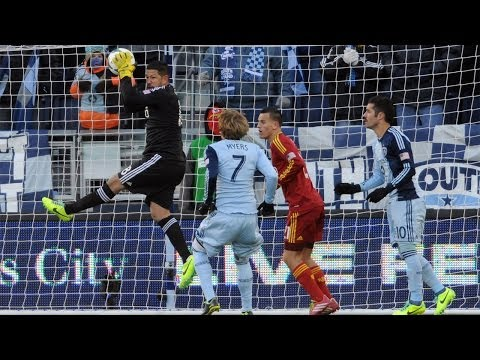 Real Salt Lake at Sporting Kansas City, Postgame Reactions: Nick Rimando