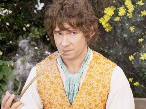 The Hobbit: An Unexpected Journey Trailer Official 2012 [HD] - Martin Freeman
