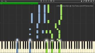 Bruno Mars When I Was Your Man (Piano Cover) By
