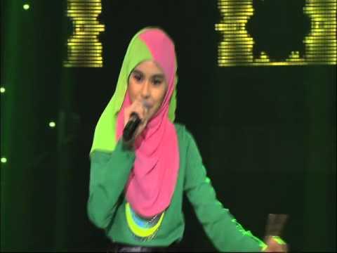 Ceria Popstar 2: Masya, Wan Wala, Zam & Azrul - Kalau Mencari Teman (Ziana Zain) [16.05.2014]