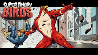 Super Angry Birds New Comic Book Series Out Now