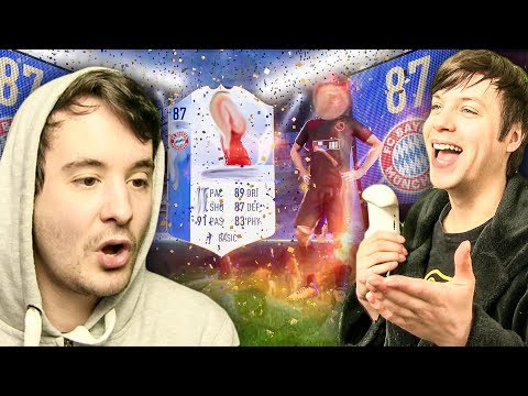 WHAT A PACK FOR MATTY BOY - FIFA 18 ULTIMATE TEAM PACK OPENING