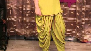 21 Versions Of Salwar