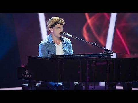 Mat Verevis Sings New York State Of Mind | The Voice Australia 2014