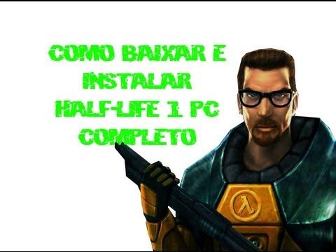 Half Life 1 Completo