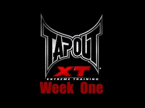 TapOut XT: Week 1 Update