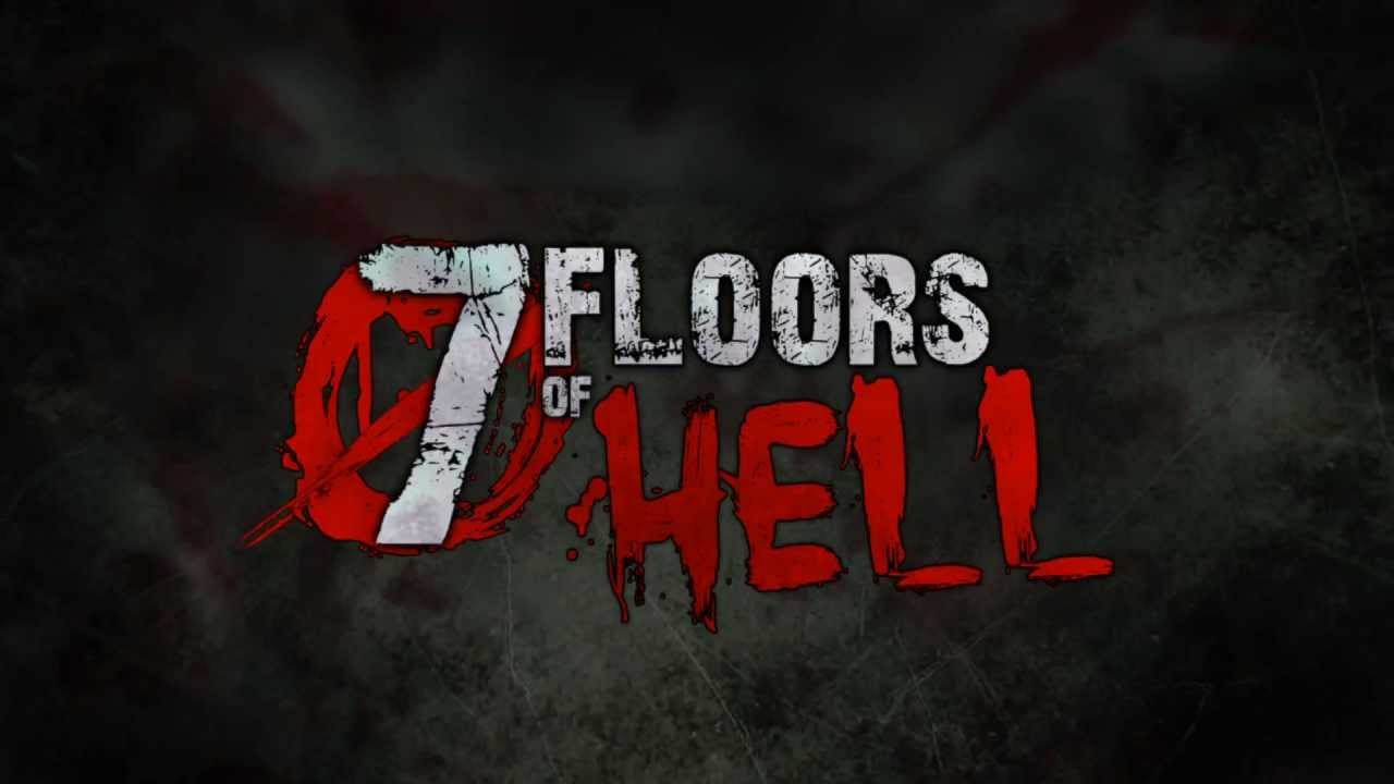 7 Floors Of Hell 2012 Ohio S Scariest Haunted Attraction