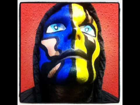 Jeff Hardy Face Paints TNA! - YouTube